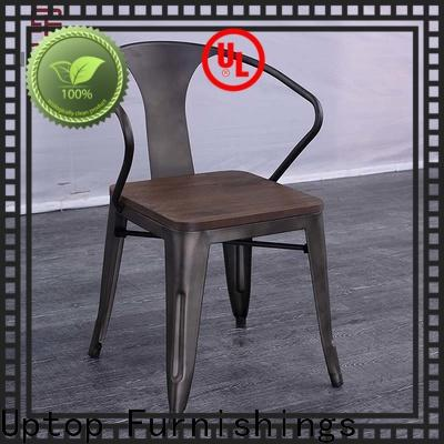 industrial dining chairs gold certifications for public