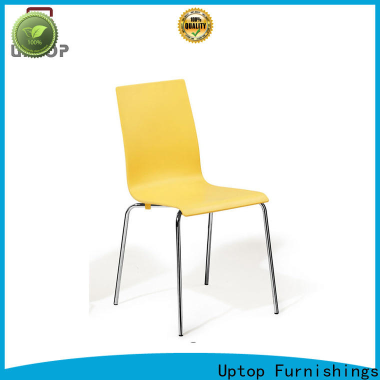 Uptop Furnishings executive plastic outdoor chairs for public
