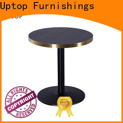 Uptop Furnishings restaurant dining tables for small spaces free design for hotel