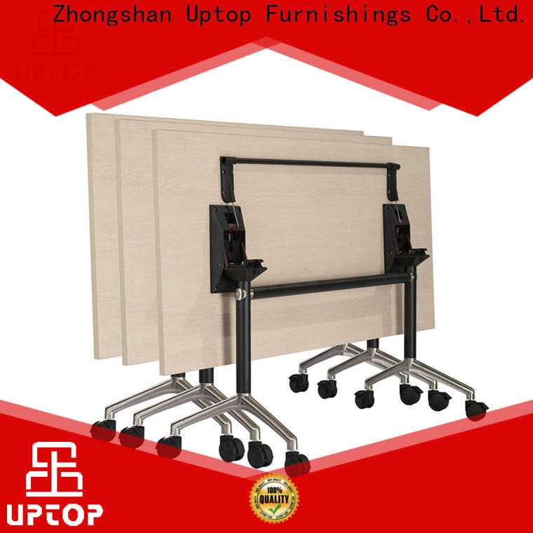 conference folding table steel from manufacturer for airport