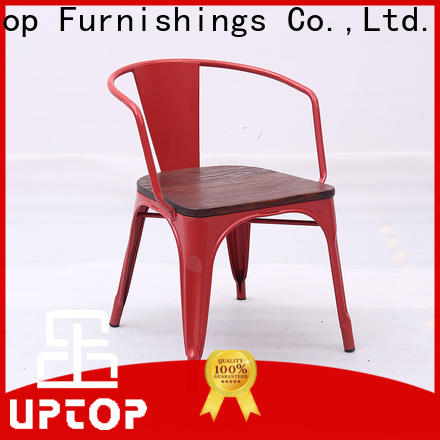 Uptop Furnishings back industrial chairs for office space