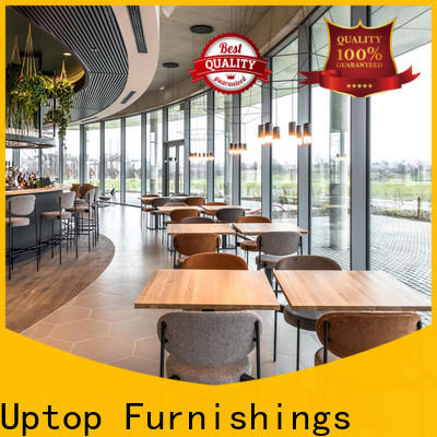 Uptop Furnishings side plastic dining chairs at discount for public