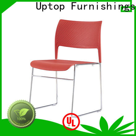 Uptop Furnishings stacking stackable plastic chairs factory price for restaurant