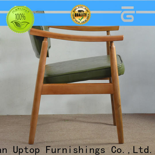 Uptop Furnishings wholesale wooden outdoor chairs free design for office