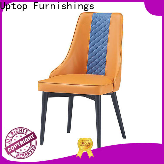 Uptop Furnishings fabric accent chair China supplier for hotel
