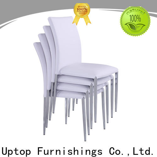 Uptop Furnishings hot-sale stackable plastic chairs factory price for hotel