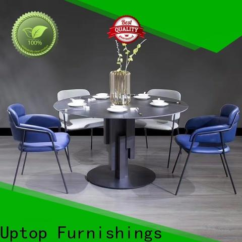 Uptop Furnishings modern design decorative chairs certifications for airport
