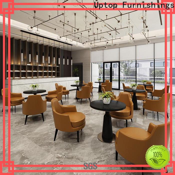 Luxury upholstered dining room chairs office China supplier for restaurant