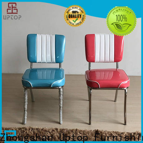 Uptop Furnishings inexpensive retro kitchen chairs from manufacturer for office