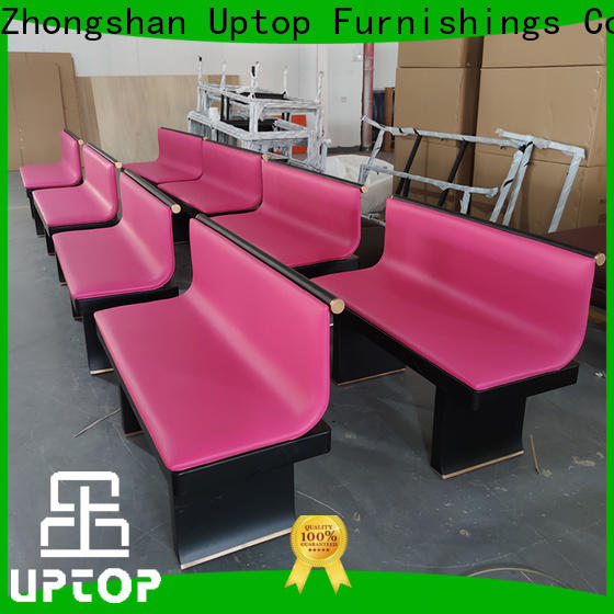 Uptop Furnishings bench banquette bench for wholesale for bar