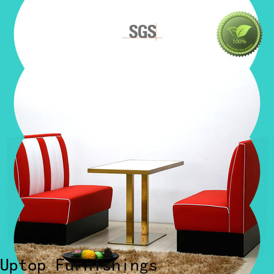 Uptop Furnishings style retro dining chairs bulk production