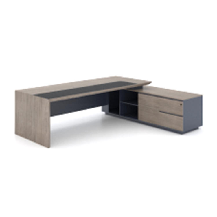 Wood office table