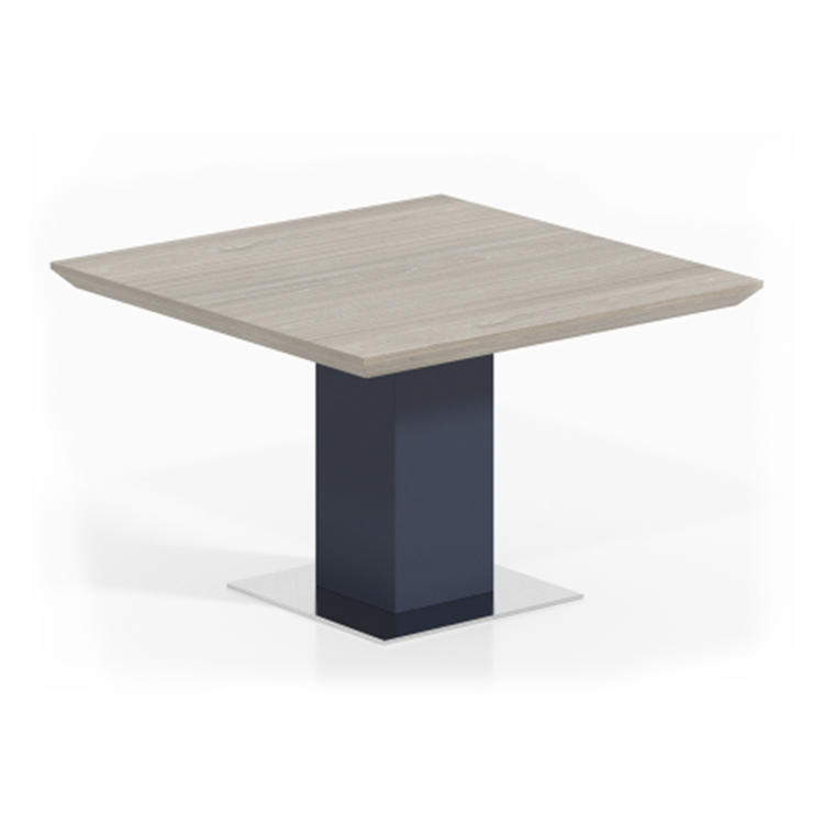 Wood furniture Negotiating table for office