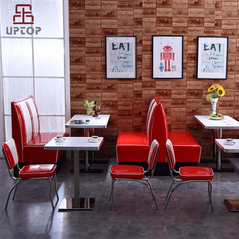 Uptop Furnishings-High End American Style Sofa Restaurant Tables And Chairs sp-ct833-uptop-2