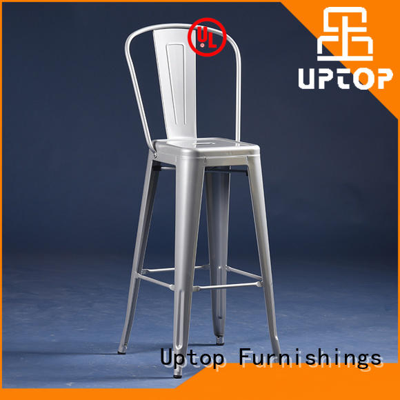Uptop Furnishings modern design metal chair order now for hotel