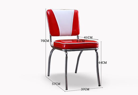 Commercial booth sofa chair used tables and chairs-2