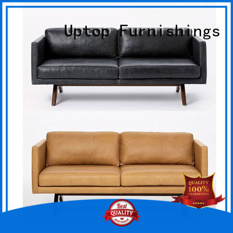 Uptop Furnishings mordern reception sofa factory for office
