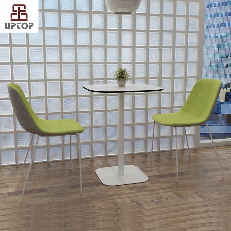 Uptop Furnishings good-package canteen table and chairs bulk production for cafe-3