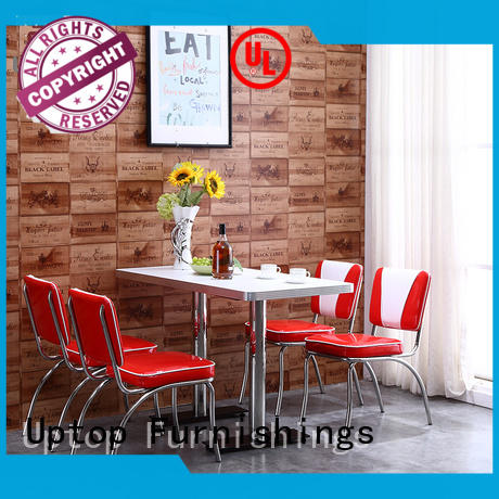 steel restaurant chairs Certified for hospital Uptop Furnishings