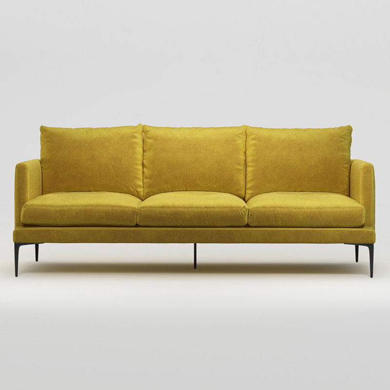 Uptop Furnishings loveseat reception sofa buy now for bank-3