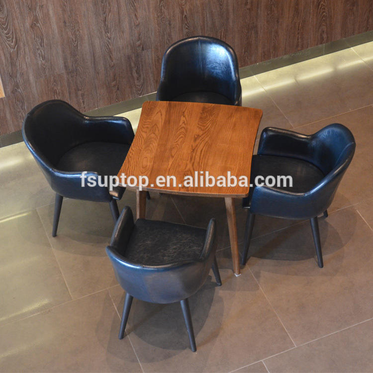 good-package restaurant tables and chairs modern factory price for hotel-2