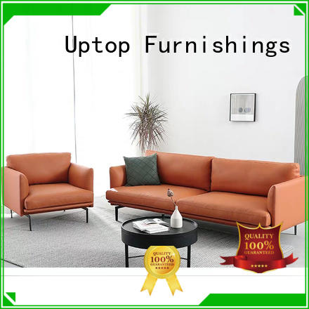 high end office modern sofa loveseat wholesale for office