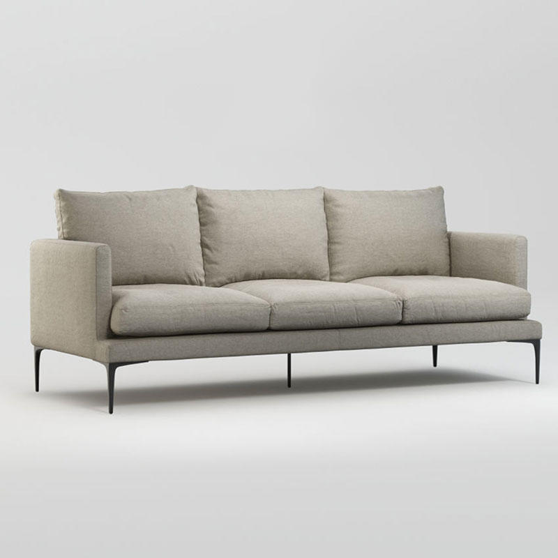 Uptop Furnishings loveseat reception sofa buy now for bank-2
