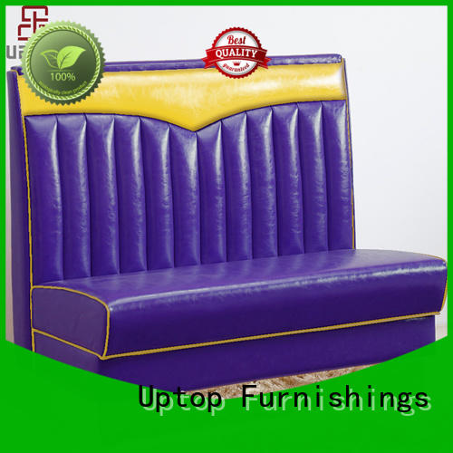 modern design banquette booth bench for wholesale for airport