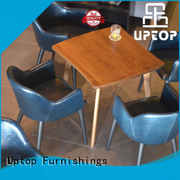 good-package restaurant tables and chairs modern factory price for hotel