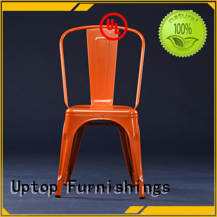 metal chair bistro factory price for hotel