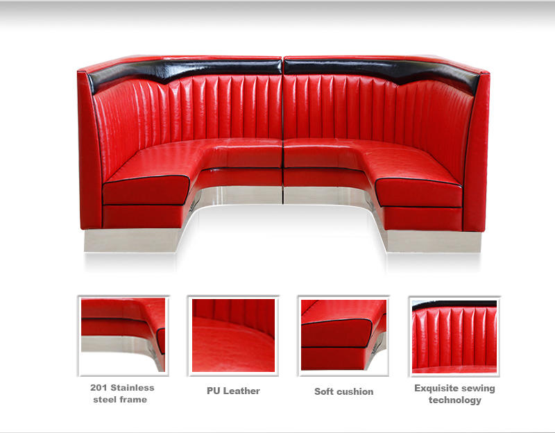 executive banquette bench banquette for wholesale for airport-2