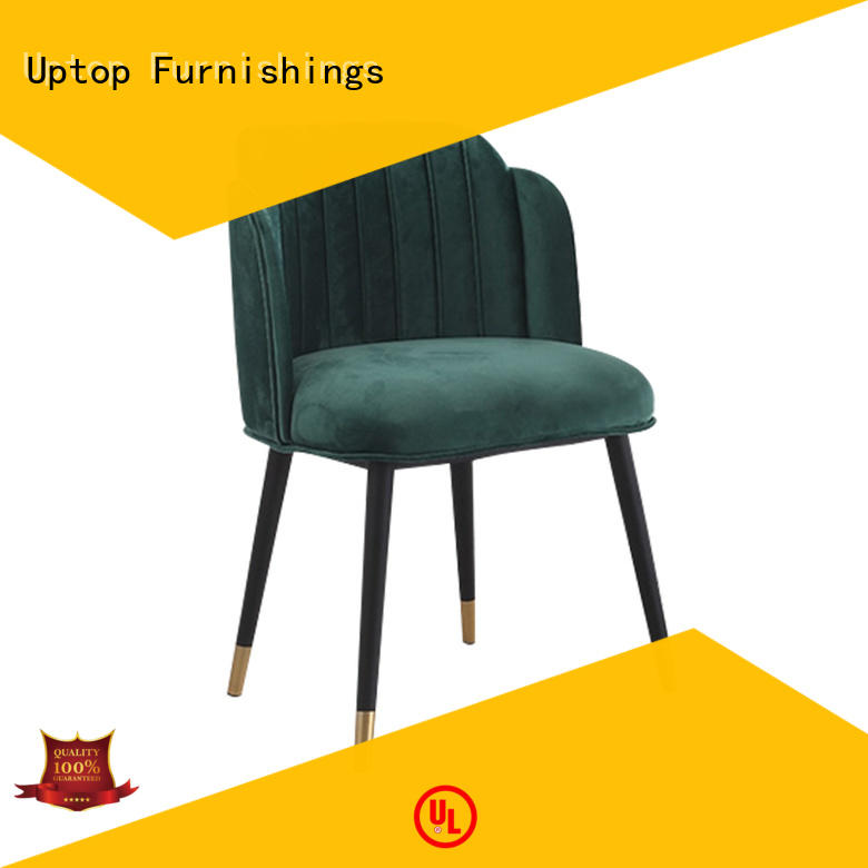 Uptop Furnishings arm cafe chair factory price for airport
