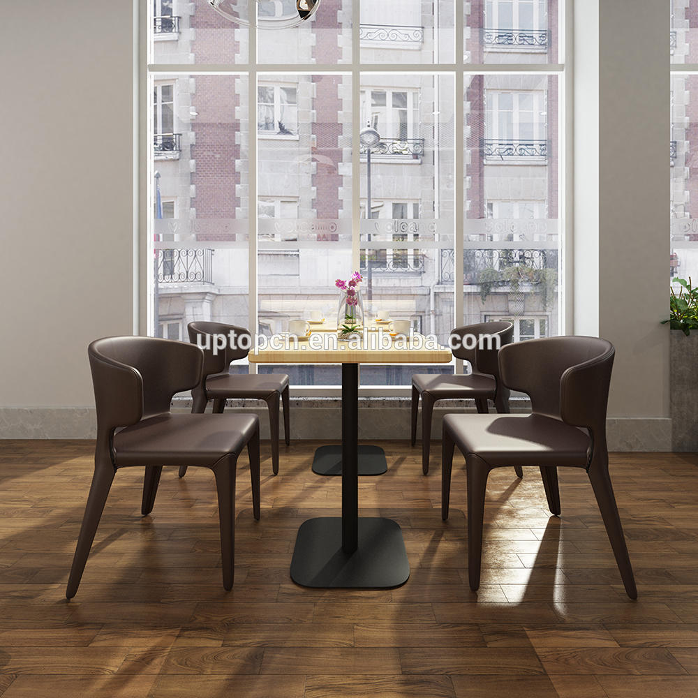Uptop Furnishings table industrial dining table and chairs for Home for restaurant-2