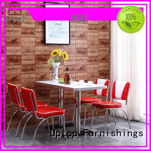 Uptop Furnishings modern design Retro Furniture leather for school