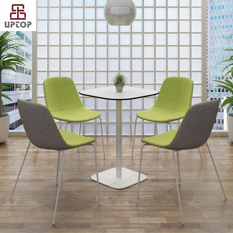 Uptop Furnishings good-package canteen table and chairs bulk production for cafe-2