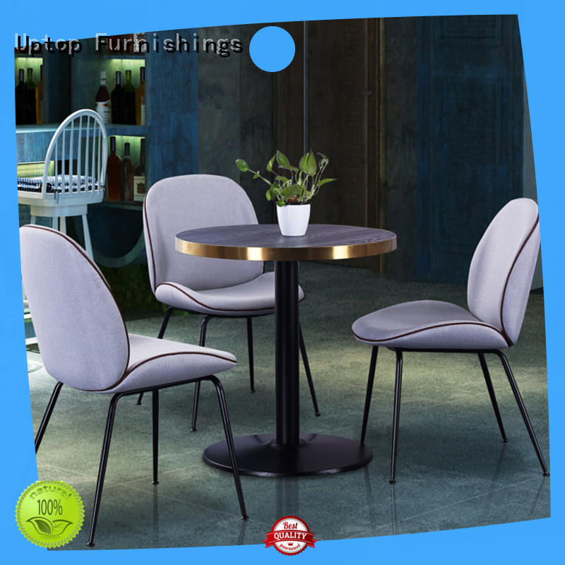 high end cafe furniture factory price for office space