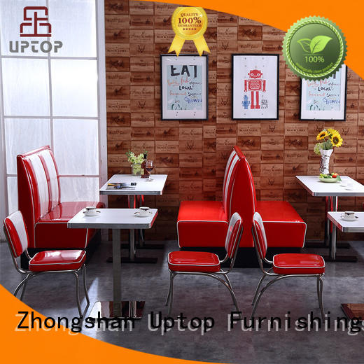 Uptop Furnishings booth Retro Furniture Certified for home