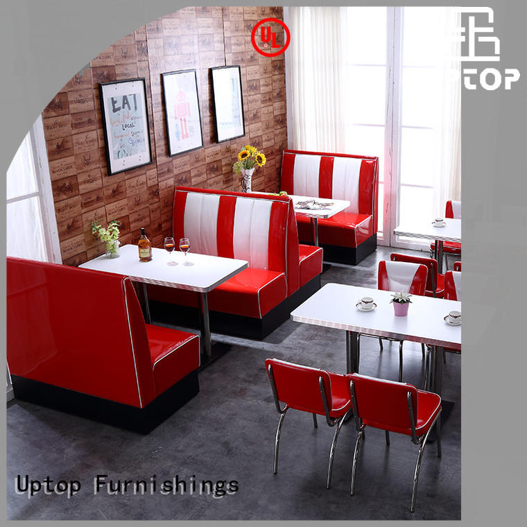 Uptop Furnishings frame Retro Furniture China Factory for hotel