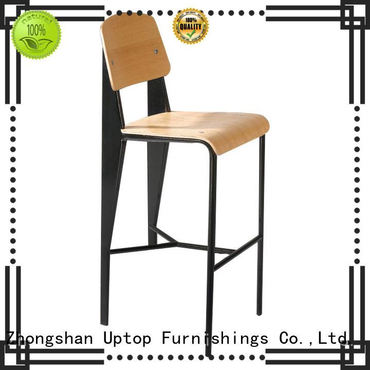 Green environmental Bar table &chair set chair bulk production for hotel