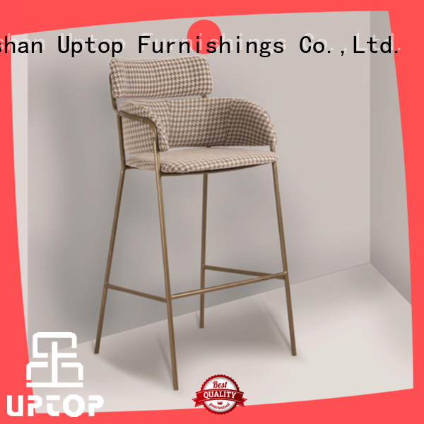 modern design industrial dining chairs back China supplier for cafe