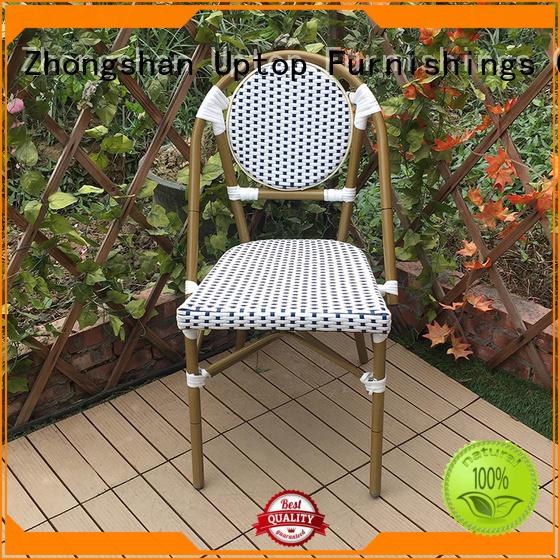 modular cafe chair button from manufacturer for restaurant