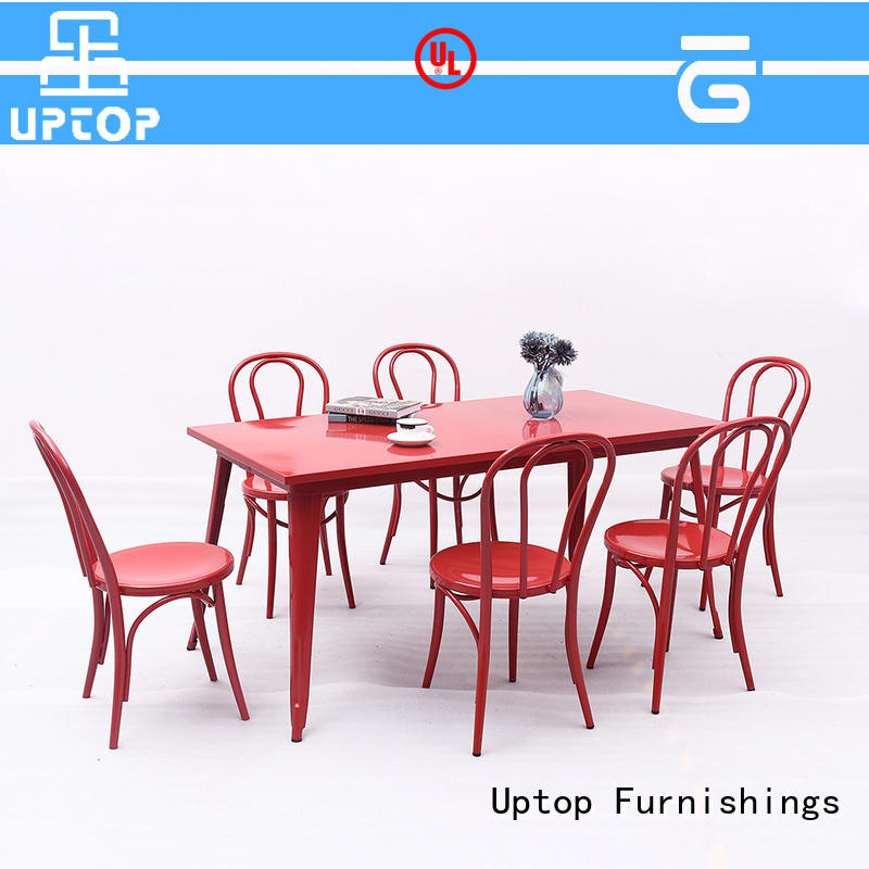 Uptop Furnishings dining industrial restaurant furniture for Home for bank