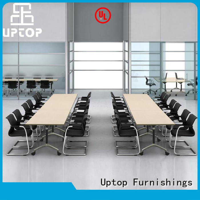 metal conference room tables from manufacturer for office space Uptop Furnishings