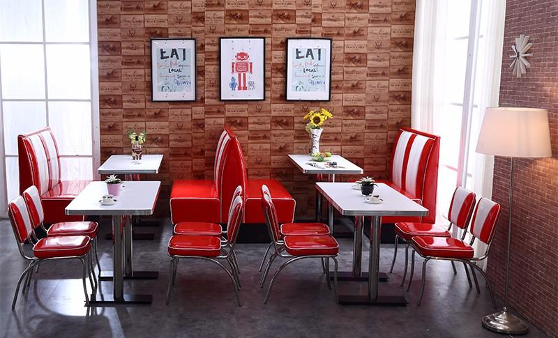 Uptop Furnishings-Custom Retro Table And Chairs Manufacturer | Retro Chairs-2