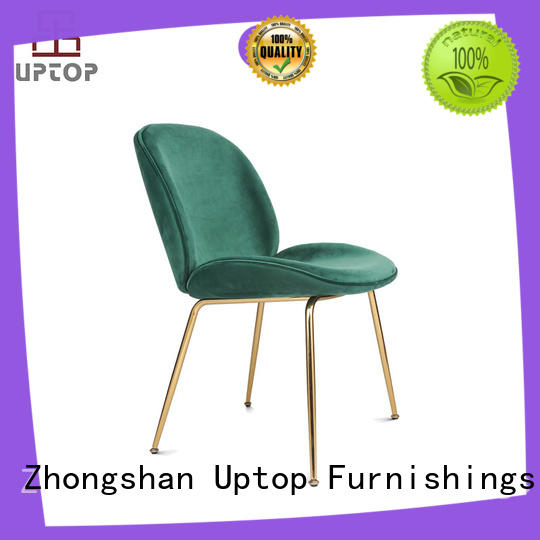 Uptop Furnishings superior upholstered arm chair office for hotel
