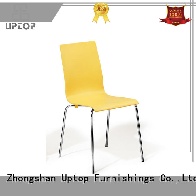 Wholesale stacking plastic lounge chairs Uptop Furnishings Brand