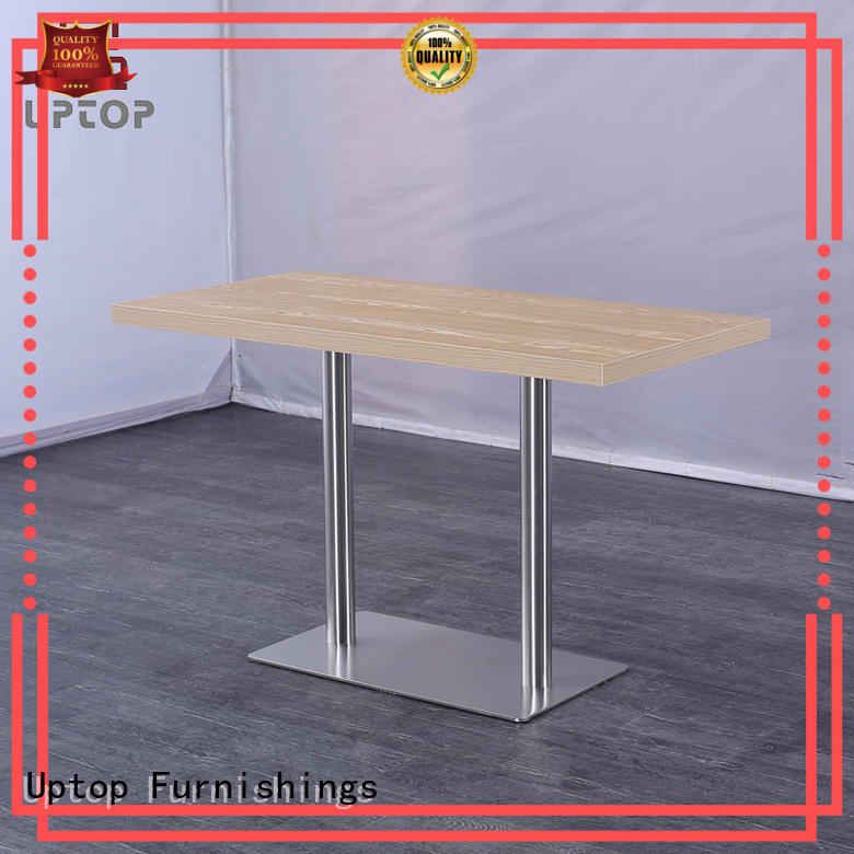 Uptop Furnishings Luxury dining table modern for home
