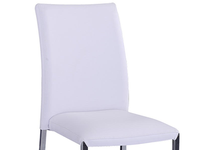 Uptop Furnishings-Find Industrial Leather Dining Chairs Restaurant Metal Chair From Uptop-1