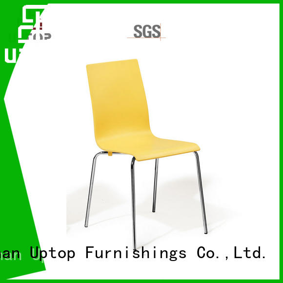 cafe plastic chairs side for bar Uptop Furnishings