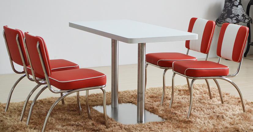 Uptop Furnishings-Industrial Restaurant Furniture, Uptop Retro 1950s Diner Chair